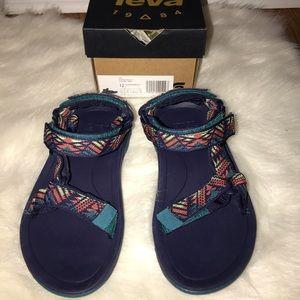 New in Box Boys Teva Sandals, size 12.